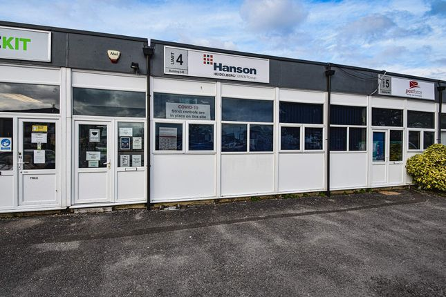 Thumbnail Warehouse to let in Unit 4, Building 446, Aviation Business Park, Christchurch