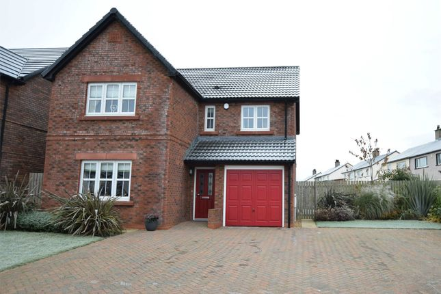 4 bed detached house for sale in 2 St Mungos Close, Dearham, Maryport, Cumbria