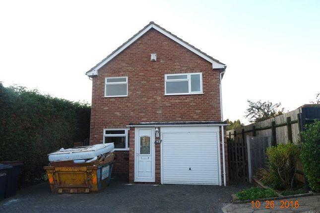 Thumbnail Detached house to rent in Mill Lane, Bulkington, Bedworth