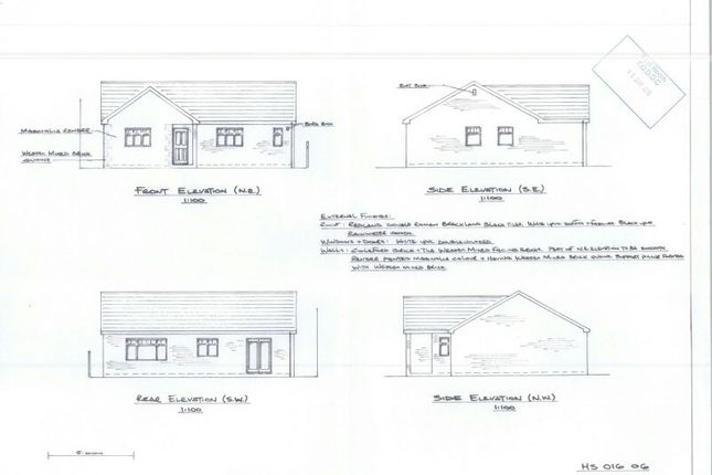 2 bed detached bungalow for sale in Clays Road, Sling, Coleford