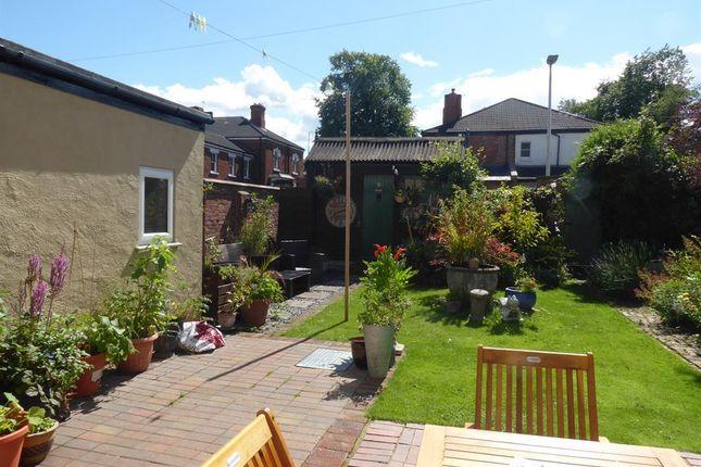 Rear Garden of Princes Avenue, Grimsby DN31