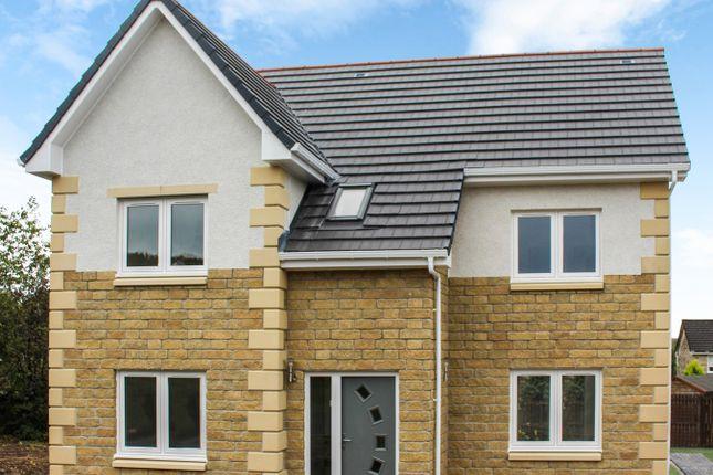 Thumbnail Detached house for sale in Woodlea Gardens, Bonnybridge, Falkirk