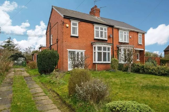 Thumbnail Semi-detached house to rent in Old Brumby Street, Scunthorpe