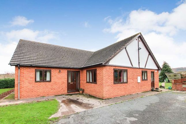 Thumbnail Bungalow for sale in Ridgehill, Hereford