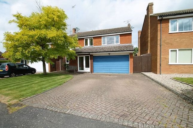 Thumbnail Detached house for sale in Huntsmans Close, Dagnall, Berkhamsted