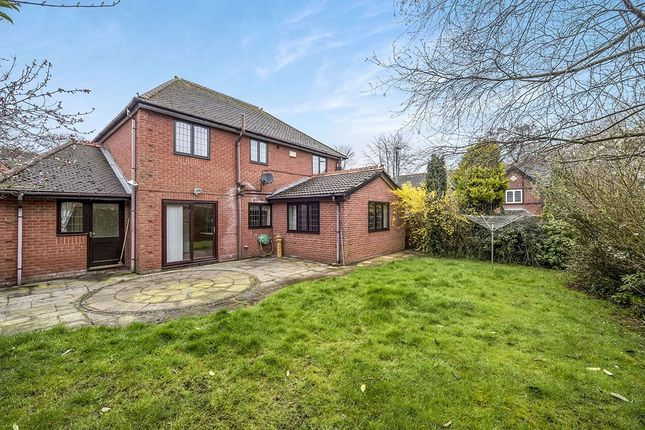 Thumbnail Detached house for sale in Knutsford Close, Eccleston, St. Helens