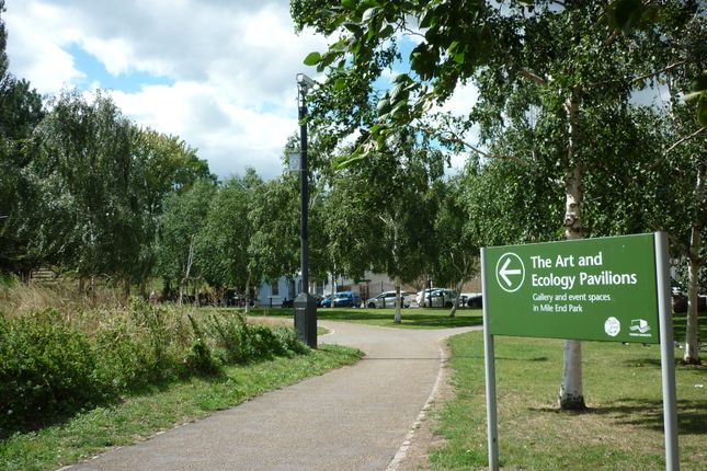 Mile End Park of Grove Road, London E3