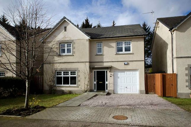 Thumbnail Detached house for sale in King Robert's Way, Bridge Of Don, Aberdeen