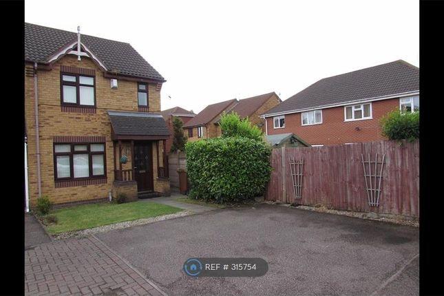 Thumbnail End terrace house to rent in Bure Grove, Willenhall