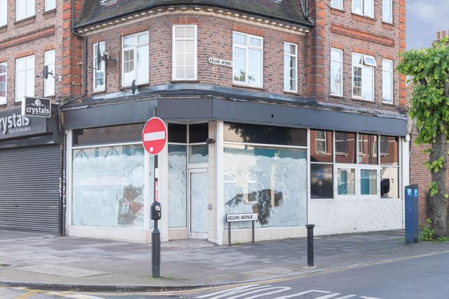 Thumbnail Retail premises to let in Green Lanes, Palmers Green
