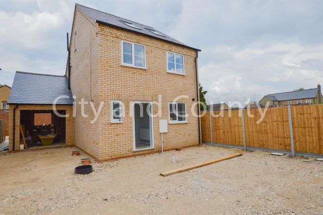 Thumbnail Detached house for sale in Gold Street, Eye, Peterborough