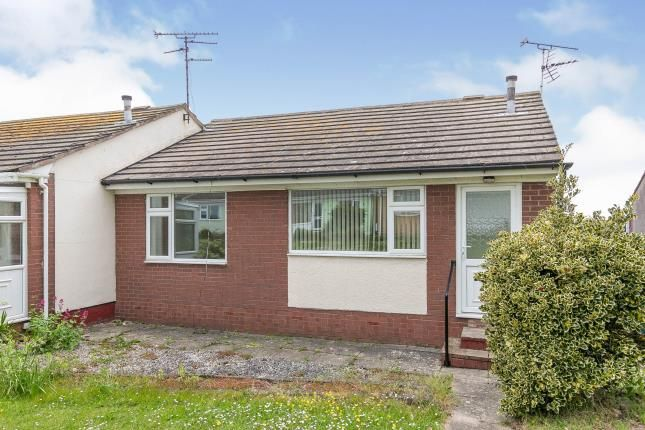 Thumbnail Bungalow for sale in Clwyd Court, Prestatyn, Denbighshire, North Wales