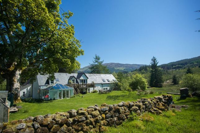 Thumbnail Detached house for sale in Westerlix, Killin