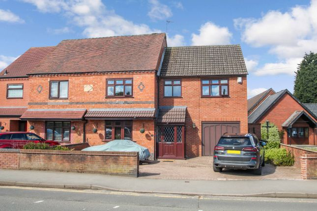 4 bed semi-detached house for sale in Tamworth Road, Kingsbury, Tamworth B78