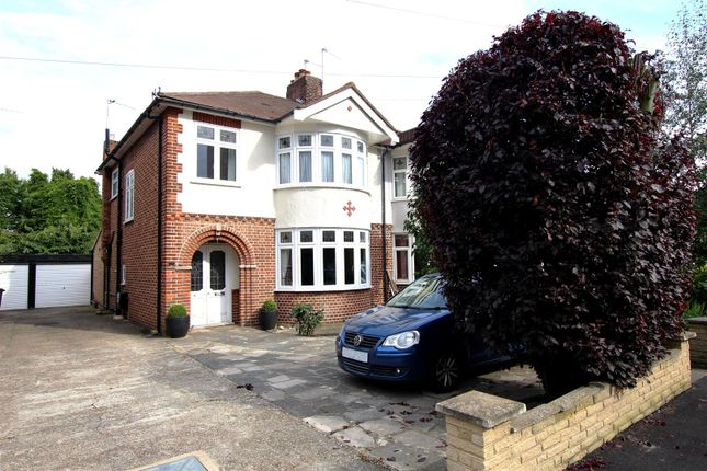 Thumbnail Semi-detached house for sale in Firtree Walk, Enfield