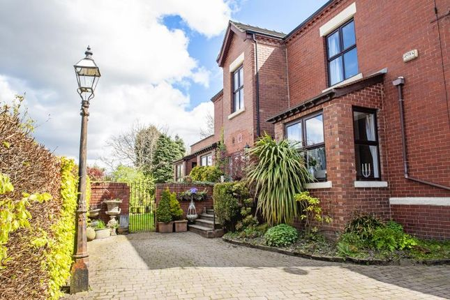 Thumbnail Semi-detached house for sale in Joel Lane, Gee Cross, Hyde