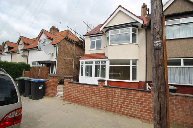 Thumbnail Terraced house to rent in Causeyware Road, London