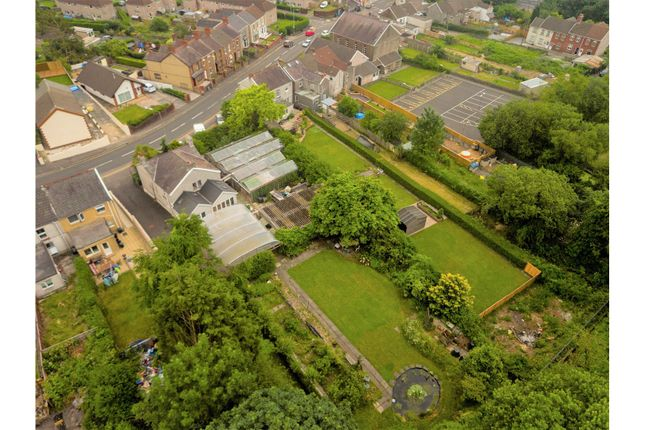 Thumbnail Detached house for sale in Cwmrhydyceirw Road, Morriston