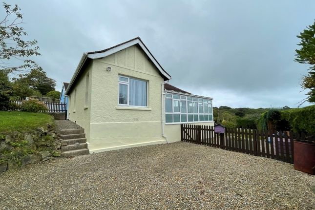 Thumbnail Detached bungalow for sale in Aberporth, Cardigan