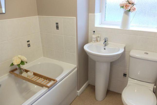 Bathroom of Tramside Way, Carlisle CA1