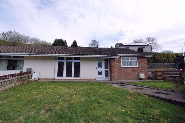 3 bed semi-detached bungalow for sale in Sandy Bank Road, Ystrad
