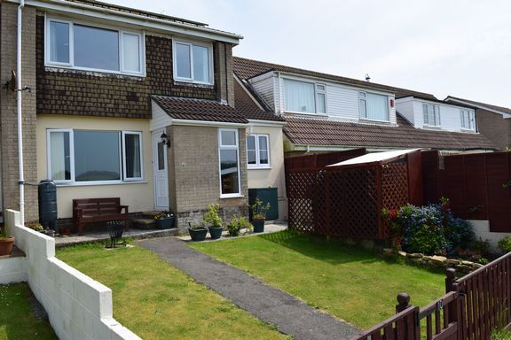 Thumbnail Terraced house for sale in Polgrain Road, Tolvaddon, Camborne
