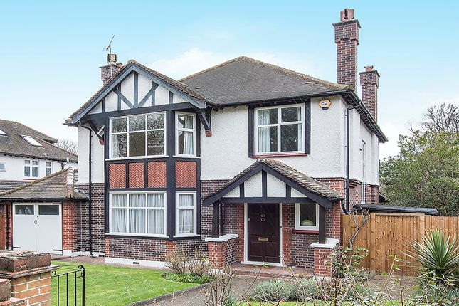 Thumbnail Detached house for sale in Woodlands Road, Surbiton
