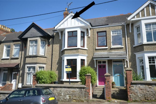 Thumbnail Terraced house for sale in Daniell Road, Truro, Cornwall