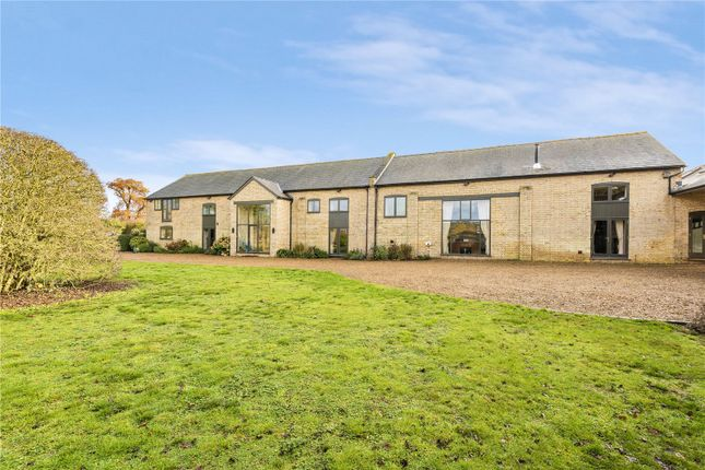 Thumbnail Barn conversion for sale in Furzenhall Road, Biggleswade, Bedfordshire