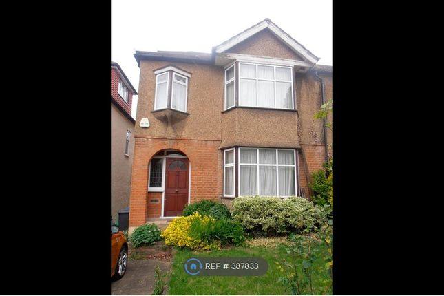 Thumbnail Semi-detached house to rent in Malden Hill Gardens, New Malden