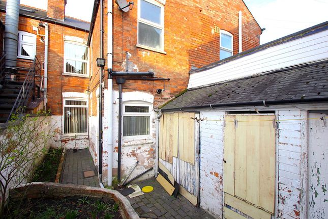 Rear Aspect of Upperton Road, Leicester LE3