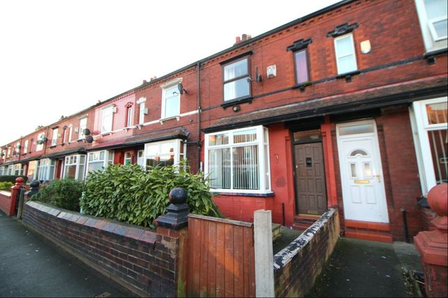 Thumbnail Terraced house for sale in Gorton Road, Reddish, Stockport