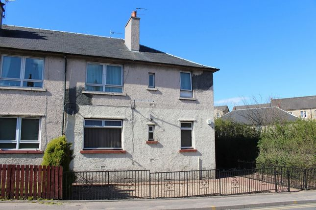 Thumbnail Flat to rent in Arnot Street, Falkirk