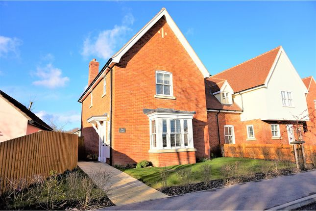 Thumbnail Semi-detached house for sale in Lower Road, Colchester