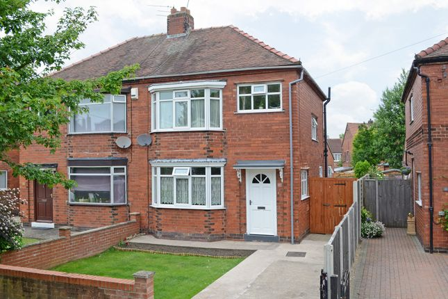 Thumbnail Semi-detached house to rent in Broadway, York