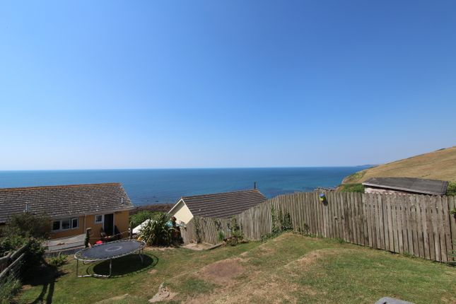 Thumbnail End terrace house for sale in Whitsand Bay View, Portwrinkle, Cornwall