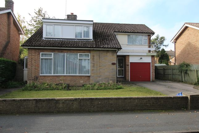 Thumbnail Detached house to rent in Wetherby Road, Harrogate