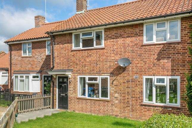 Thumbnail Terraced house for sale in Somers Square, North Mymms, Hatfield