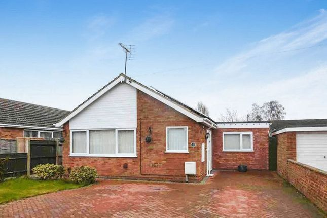 Thumbnail Detached bungalow for sale in St. Nicholas Drive, Caister-On-Sea, Great Yarmouth