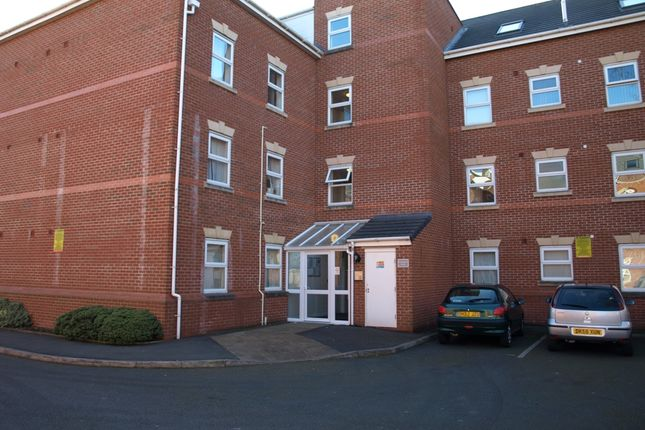 Thumbnail Flat to rent in Scarisbrick House, Derby Street, Ormskirk, Lancashire