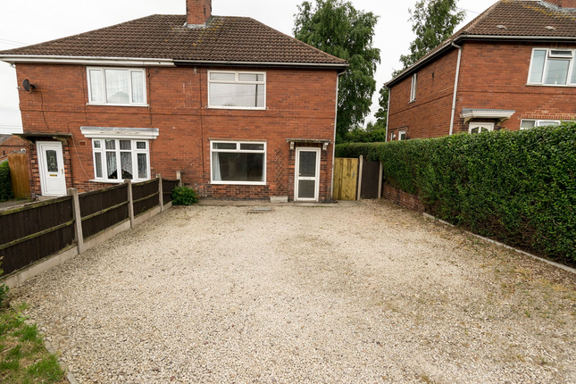 Thumbnail Semi-detached house to rent in Glebe Avenue, Pinxton