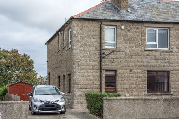 Thumbnail Flat for sale in Duncan Street, Banff, Aberdeenshire United Kingdom
