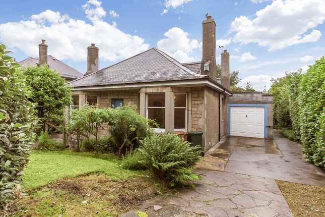 Thumbnail Detached bungalow for sale in Colinton Road, Edinburgh