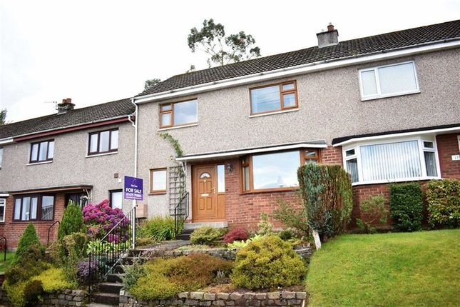 Thumbnail Terraced house for sale in 15, Carnoustie Avenue, Gourock, Renfrewshire
