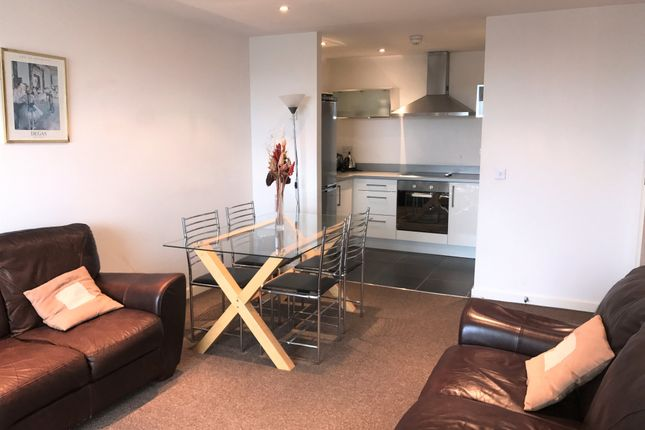 Thumbnail Flat to rent in Chandlers Wharf, 33 Cornhill, Liverpool