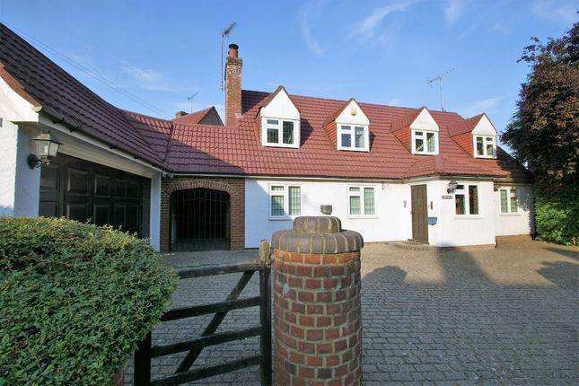Thumbnail Detached house for sale in The Village, Little Hallingbury, Bishop's Stortford