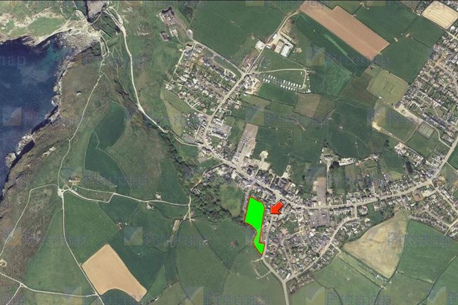 Thumbnail Property for sale in Molesworth Street, Tintagel, Cornwall