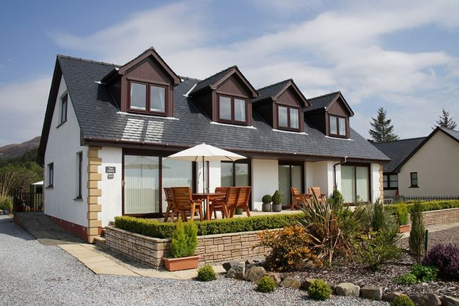 Thumbnail Detached house for sale in Bunree, Onich, Fort William