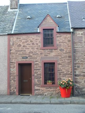 Thumbnail Cottage to rent in Drummond Street, Muthill