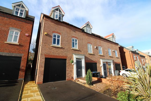 Thumbnail End terrace house for sale in George Dixon Road, Birmingham